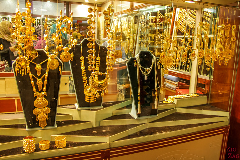 Gold Souq - Muscat Oman