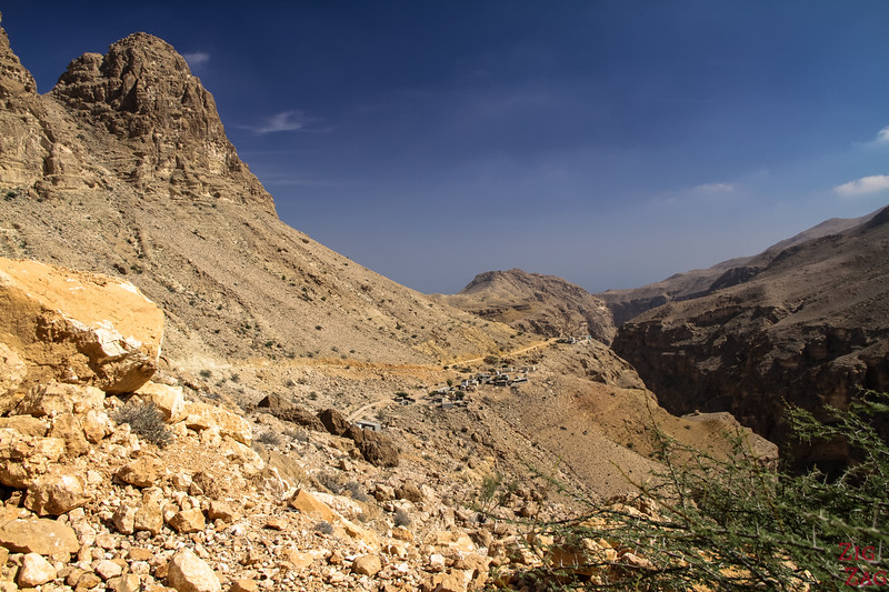 Villages on Salmah Plateau - Oman 1