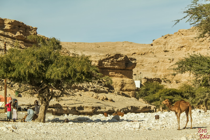 Villages on Salmah Plateau - Oman 5