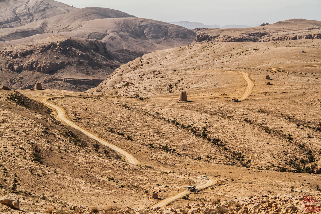 Tombs on Salmah Plateau, Oman