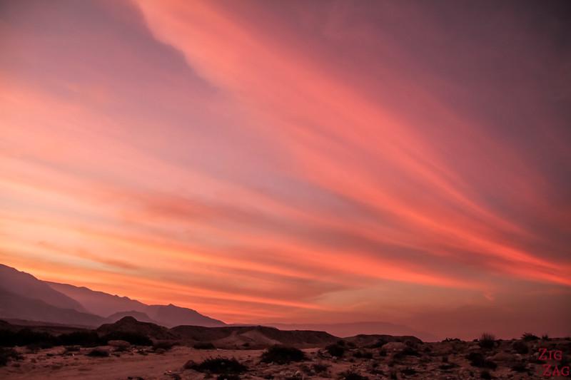 Omani beach sunset 2