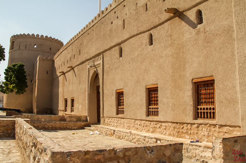 Forts in Oman - Quiriyat Fort