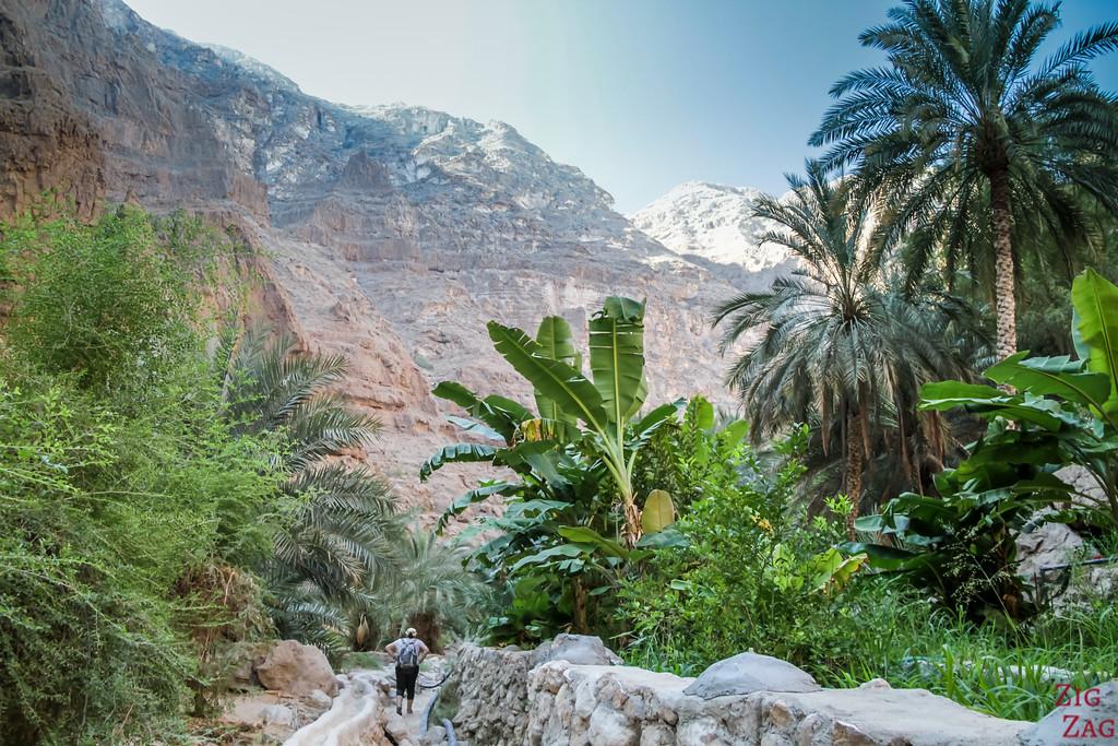 Hiking Wadi Shab - Oman 2