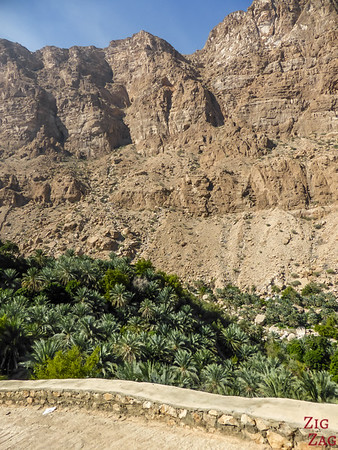 Driving in Wadi Tiwi Oman 4
