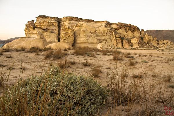 Der Ras Al Jinz Strand 5