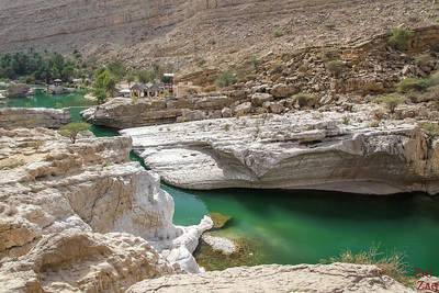Wadi Bani Khalid - Place to visit in Eastern Oman
