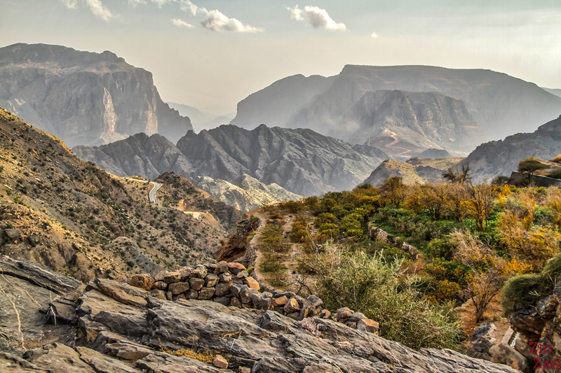 Mountain view Jebel Akhdar