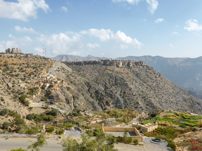Jebel Akhdar hotels