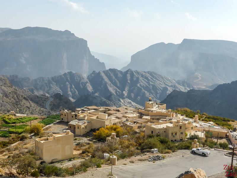Village à Jebel Akhdar Oman