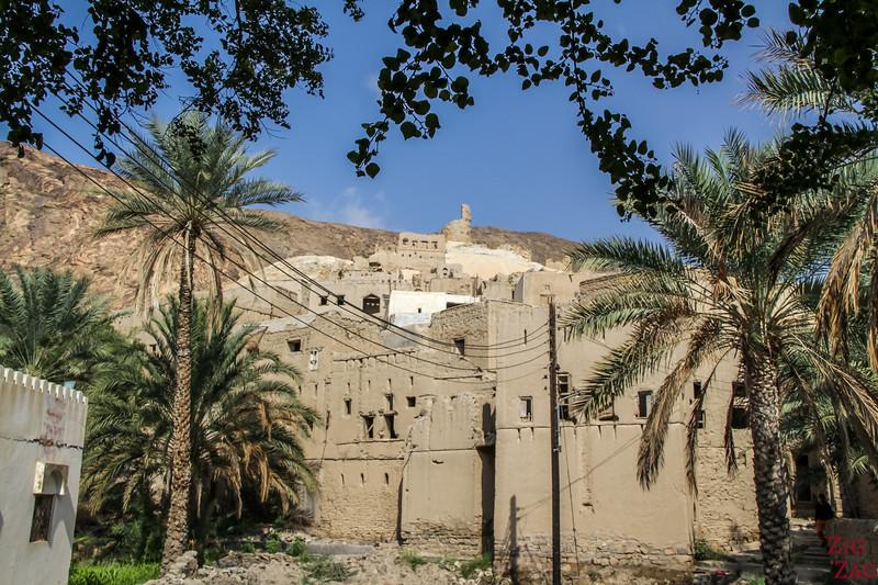 Birkat Al Mawz ruins 1