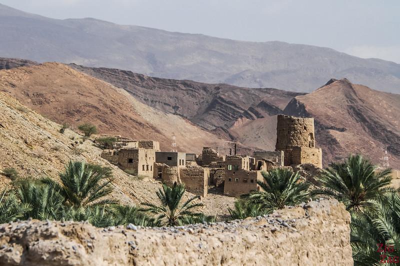 View from Birkat Al Mawz ruins 2
