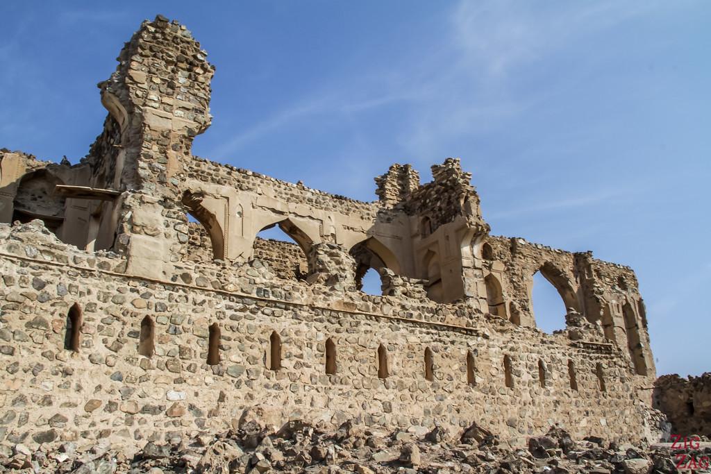 Al Munisifeh, Oman - ruins 1