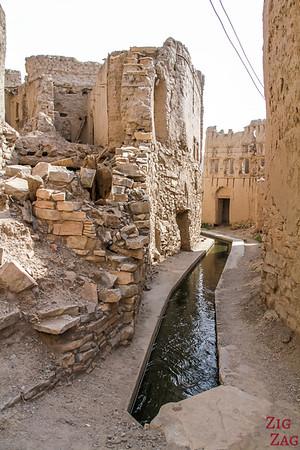 Birkat Al Mauz ruins 4