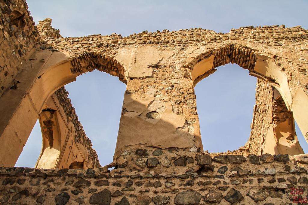 Al Munisifeh, Oman - ruins 5