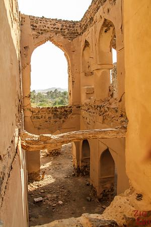 Al Munisifeh, Oman - ruins 7