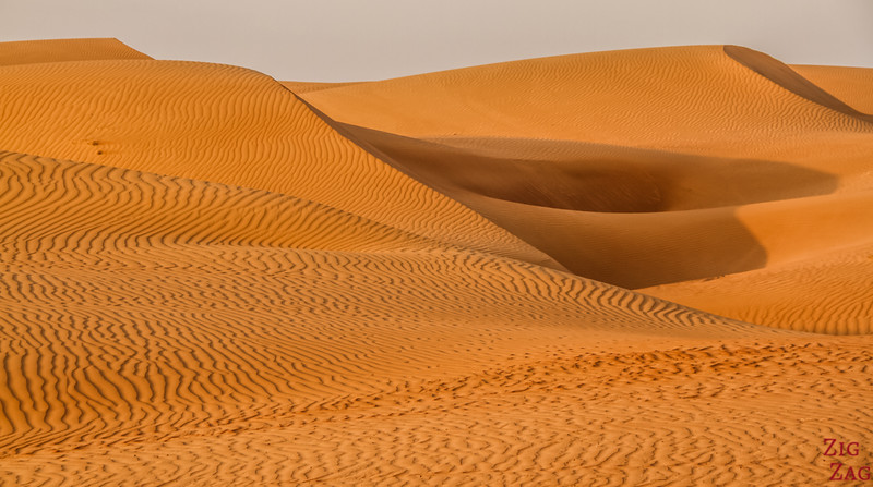 Dunes at Sunrise - Wahiba Sands - Oman 9