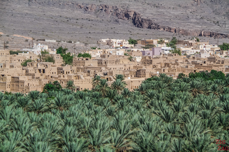 Al Hamra, Oman - old town