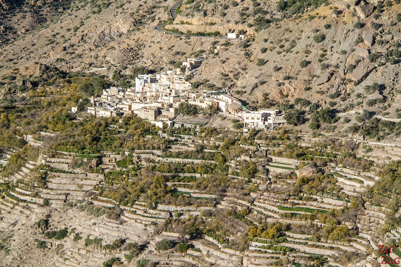 Jebel Akhdar terraces