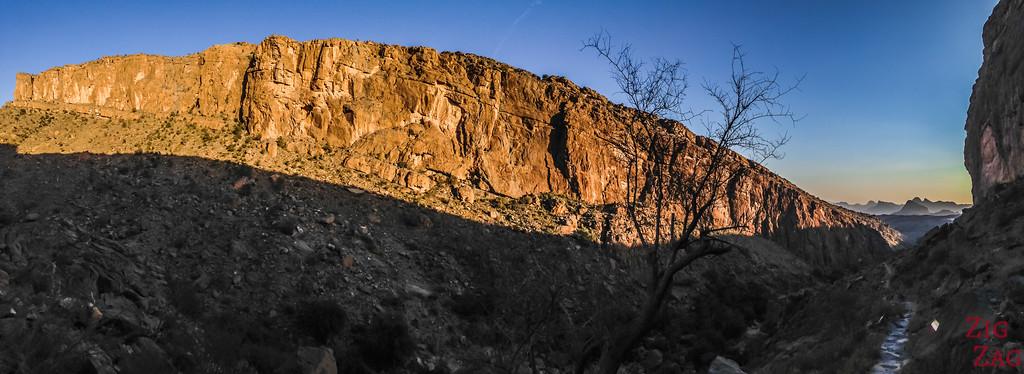 W9 hike - Misfat Al Abriyeen - Oman 10