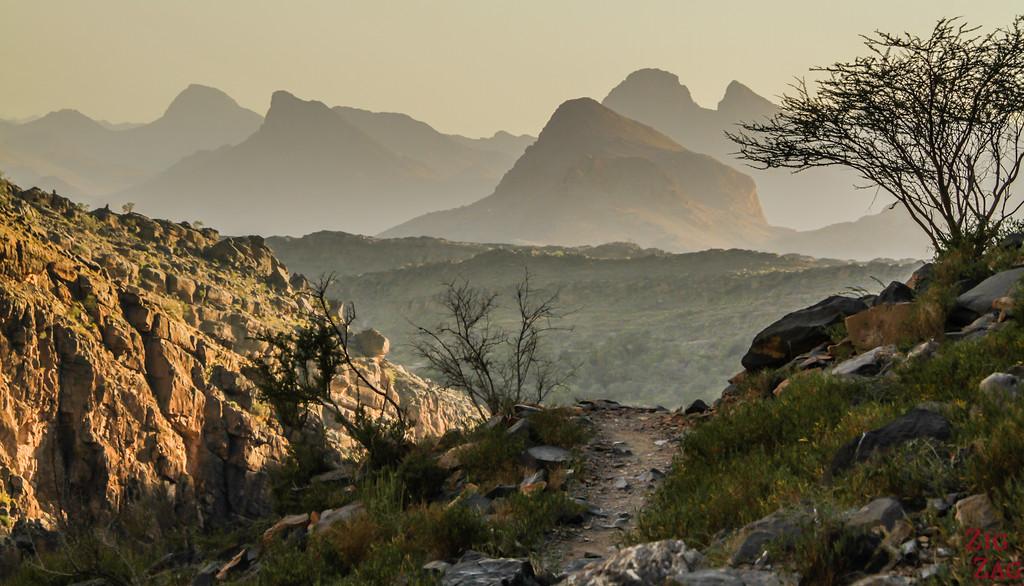 W9 hike - Misfat Al Abriyeen - Oman 14