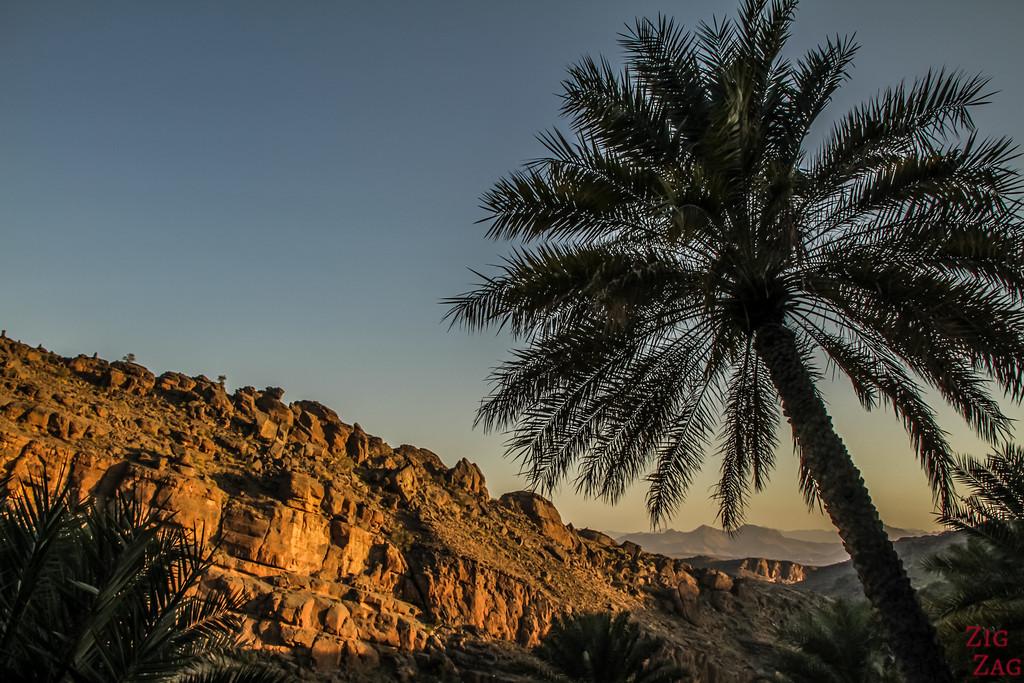 Misfat Al Abriyeen randonnée 6
