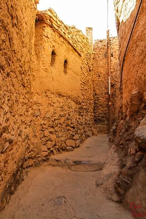 Misfat Al Abriyeen village - Oman corridor  1