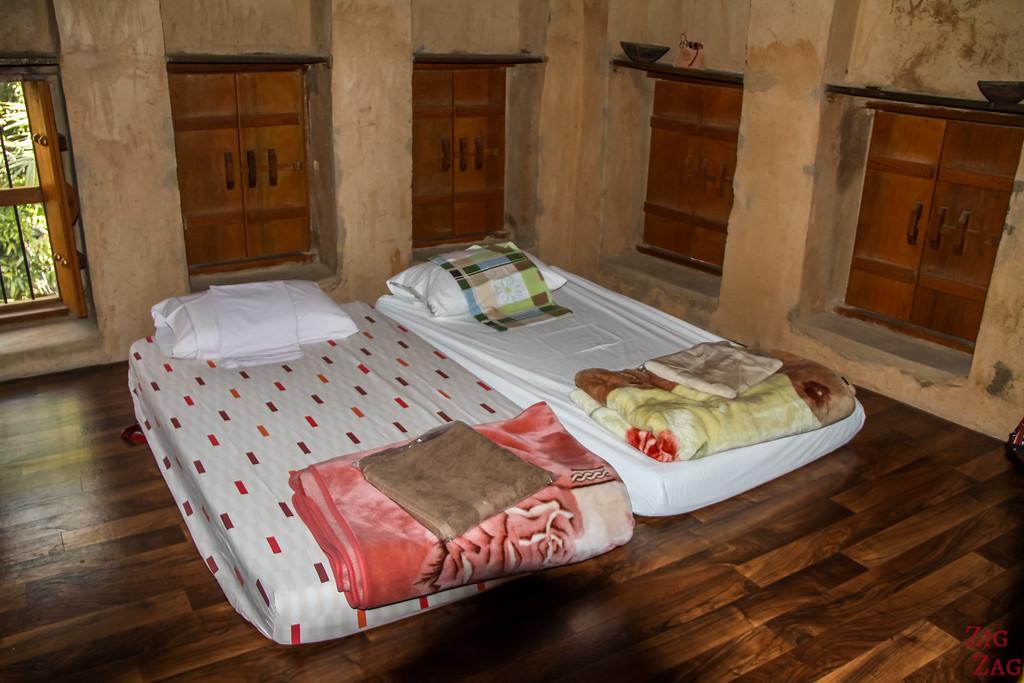 Room - Misfah old house - Misfat Al Abriyeen - Oman