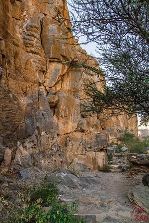 W9 randonnée Misfat al Abriyeen Oman 4