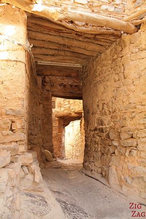 Misfat Al Abriyeen village - Oman corridor  2