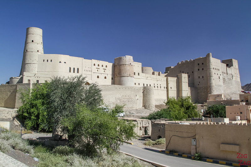 Forts in Oman - Bahla fort