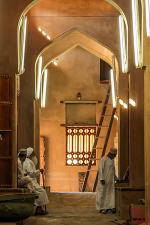 Traditioneller Nizwa Souk 4