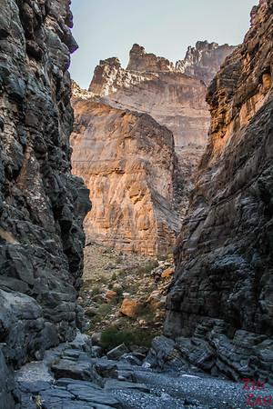 Rando dans Wadi Nakhr 4