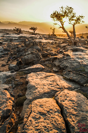 Jebel Shams sunset 2