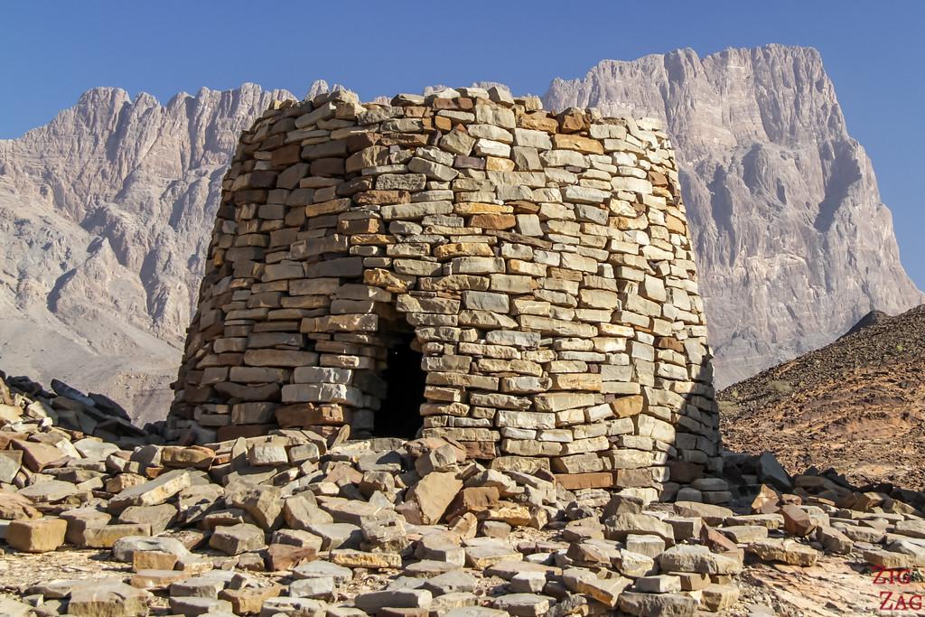 Al Ayn Necropolis - Oman 5