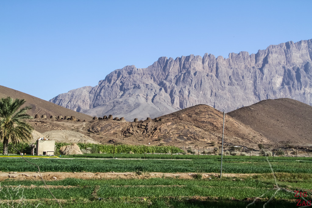 Al Ayn Necropolis - Oman 1