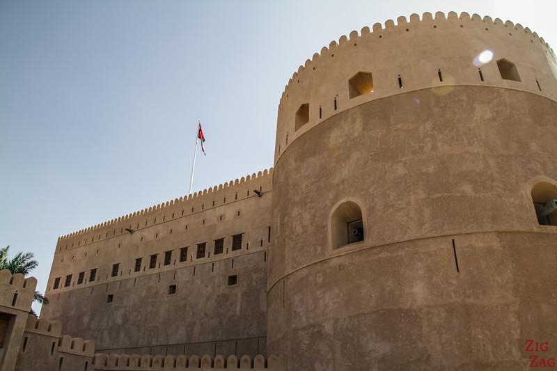 Al Hazm Castle Oman Rustaq Loop 2