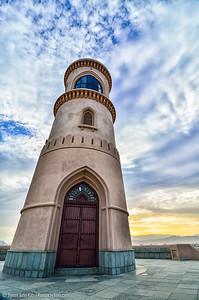 Sur's lighthouse