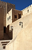 Architectural Details, Nizwa Fort