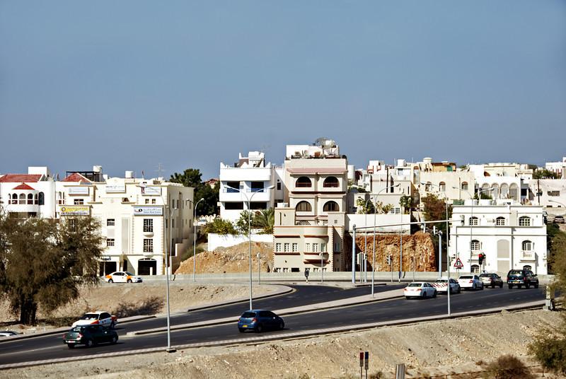 City Street, Muscat.