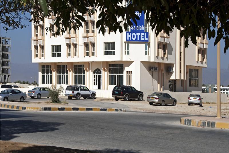Salalah Hotel, Salalah.