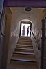 Stairway to top Nizwa Fort