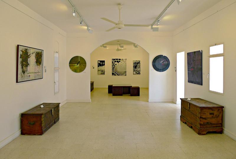 Main Gallery, Bait Muzna  Gallery, Muscat