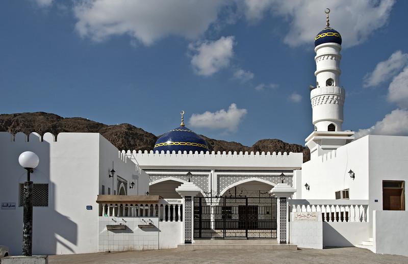 Mosque, Haramil.