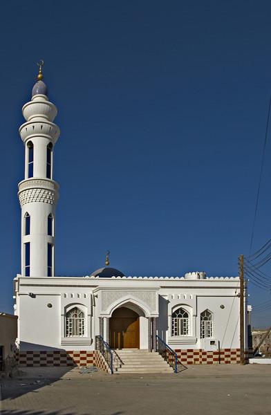 Mosque, Sur