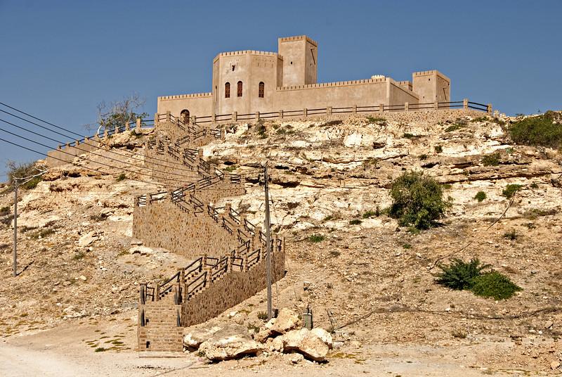 Castle, Mirbat.