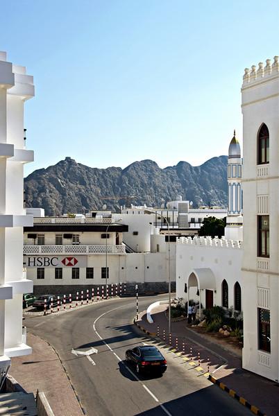 Al Sadiya Street, Muscat.
