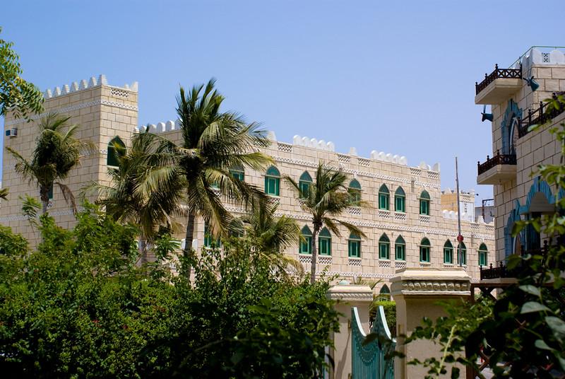 Grand Hyatt Muscat in Oman