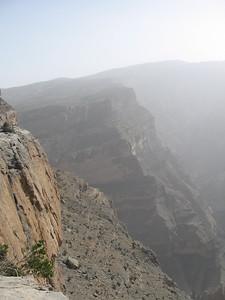 Wadi Nakhr Gorge
