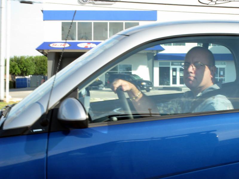 Smart Car Smug