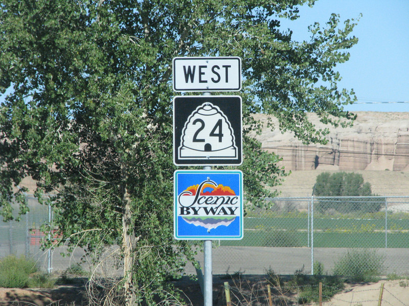 Hwy24 sign